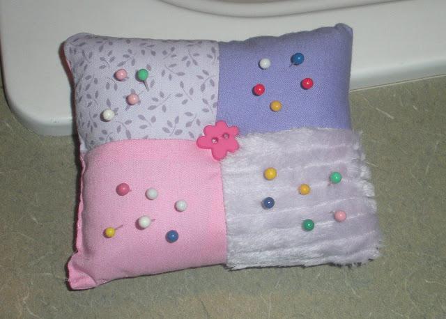 Pillow Pin Cushion