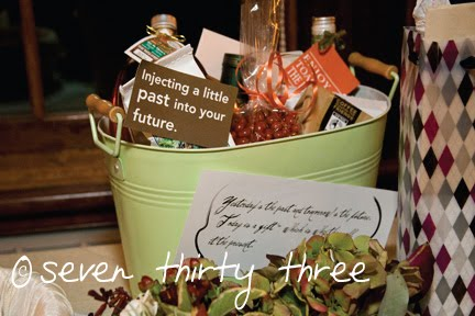 Themed Gift Baskets… Hillbilly Theme Anyone?