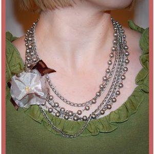 Vintage Necklace Tutorial