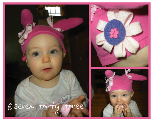 Bunny Ears for Livie