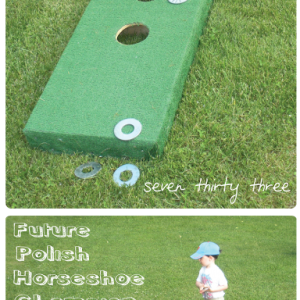 Summer Lawn Game