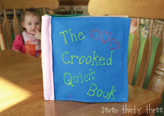 Easy Felt Quiet Book