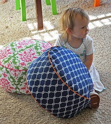 FFF: Kids Floor Cushions