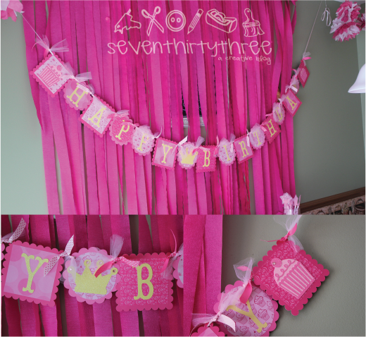 Olivia's Pinkalicious Birthday Party