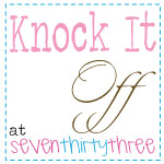 Vote for the Knock It Off Contest Champion!