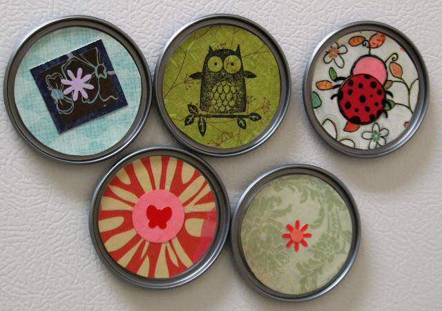 FFF: Cute Lil' Fridge Magnets
