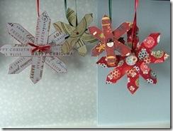 Handmade Christmas Ornament Round-Up