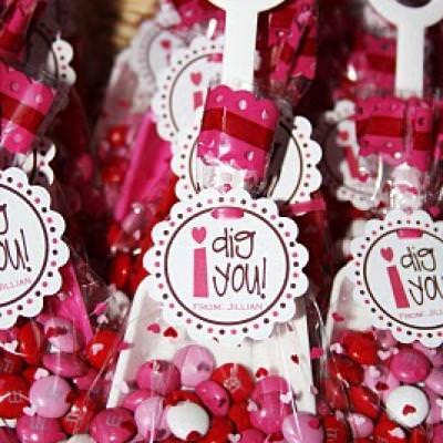 I dig you! Valentine