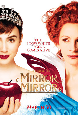 Mirror Mirror – Snow White Mirror Party Favor