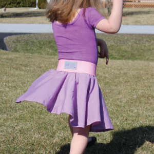 """DIY The Little Einsteins """"June"""" Inspired Dress"""