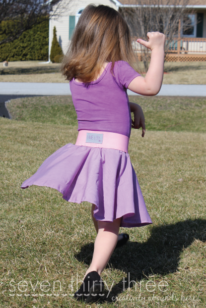 "DIY The Little Einsteins ""June"" Inspired Dress"