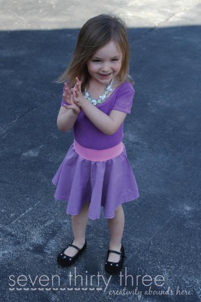DIY Little Einstein June Inspired Dress Tutorial  sc 1 st  Inspiration Made Simple & DIY The Little Einsteins