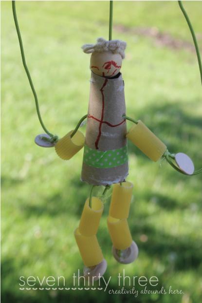 DIY Marionette