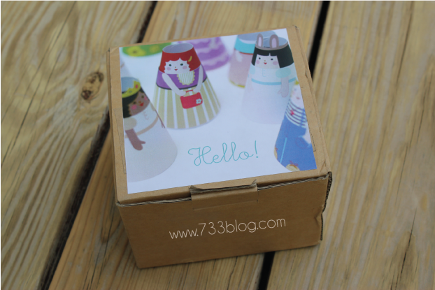 Paper Cone Dolls by Mr Printables