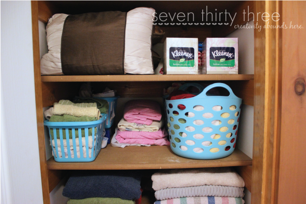 Inexpensive Closet Organization Tips