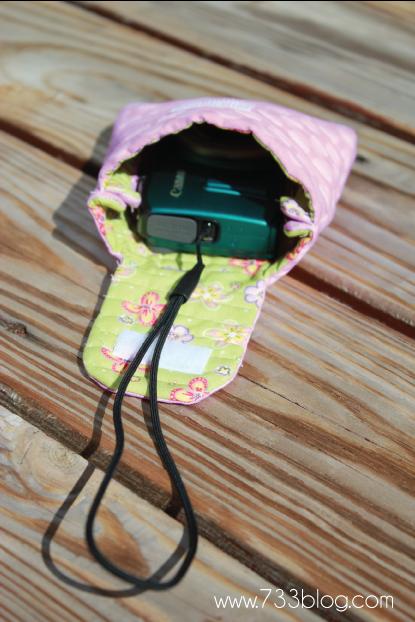 Padded Camera Case