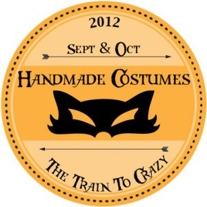 Handmade Costumes Series with The Train to Crazy