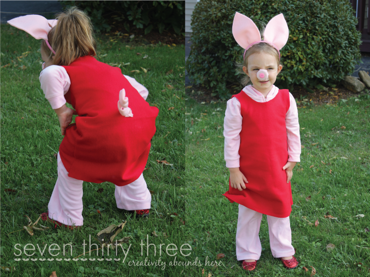 Good Create Your Piggy Tail And Hot Glue It To The Rear Of The Dress.