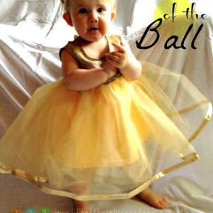 DISNEY LOVE: Tulle Princess Dress Tutorial