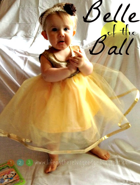 Tulle Princess Dress Tutorial
