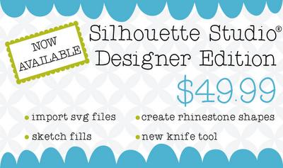 GIVEAWAY: Silhouette Studio Designer Edition