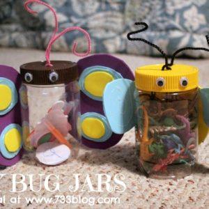 DIY Bug Jars