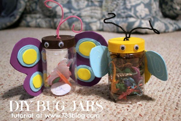 DIY Bug Jars