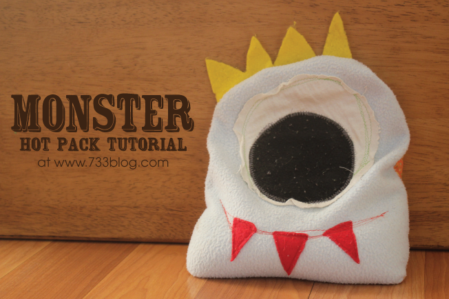 BLAST FROM THE PAST: Monster Hot Pack