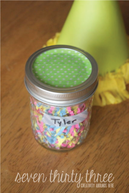 Gift Card Jar