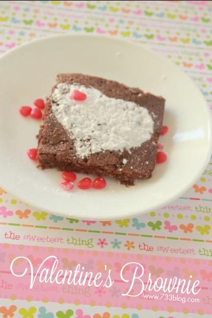 Caramel Macchiato Brownies #IDLOVE