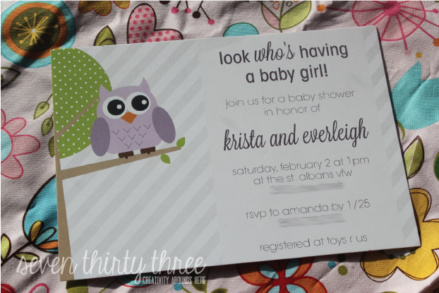 Owl always love you a baby shower inspiration made simple owl always love you a baby shower filmwisefo
