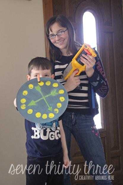 Easy to Make Knight Shield Kid Craft