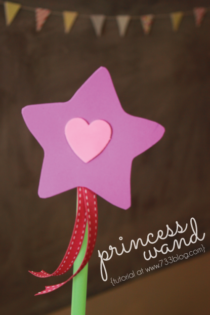 DIY star wand | DIY Kids Crafts You Can Make In Under An Hour