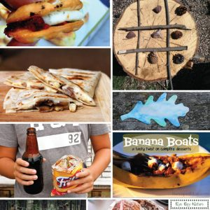 25 Camping Tips, Recipes & Activities