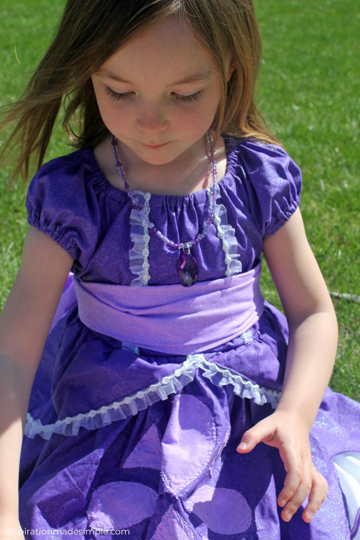 Sofia Inspired Dress