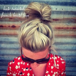 7 Pinterest Finds {Hair Styles}