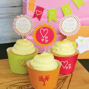 Free Printable Mother's Day Party Pack