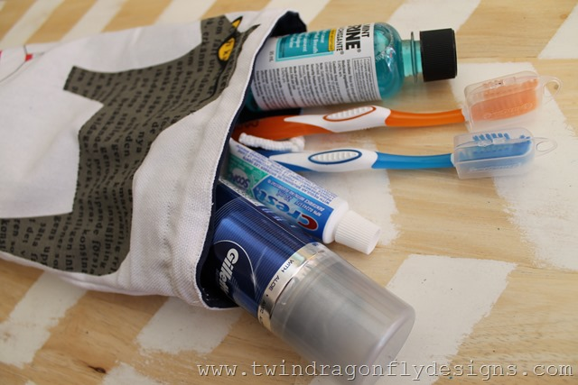 Camping Toiletries Bag for boys