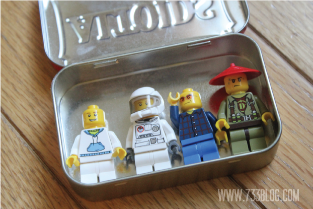 Altoids Tin {Craft Round-Up}