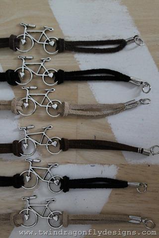 Boys Bike Bracelet