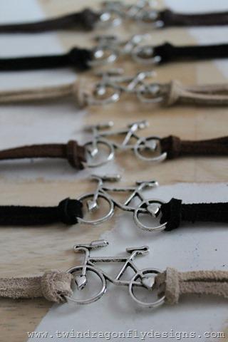DIY Bike Bracelet