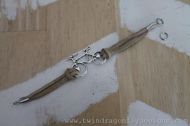 DI Bike Bracelet