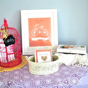 Frameable Bike Art {Free Printables}