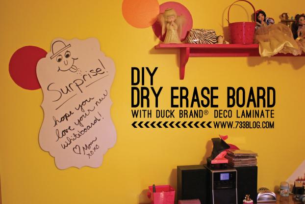 Diy Dry Erase Board Inspiration Made