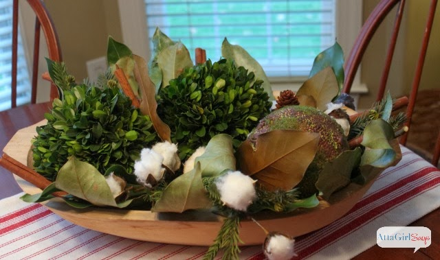 Using Natural Elements in Your Christmas Decorating