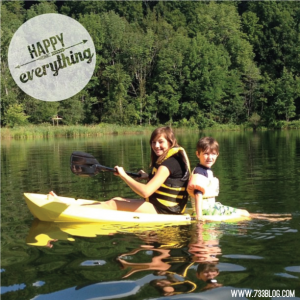 Take Time to Enjoy your Family