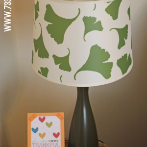 New Table Lamp from Lamps.com