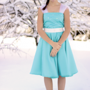 FROZEN Elsa Inspired Dress