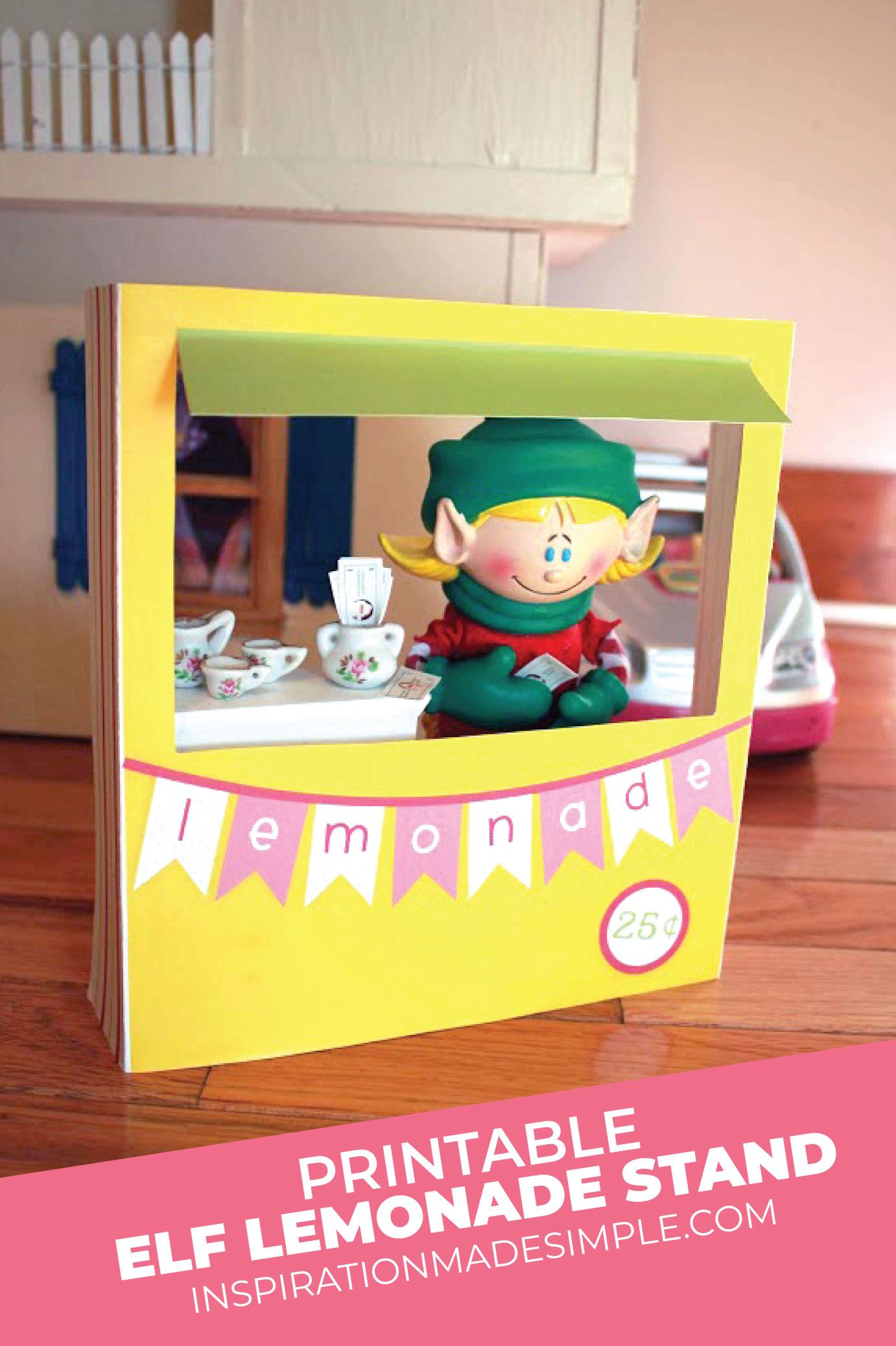 Elf on the Shelf Printable