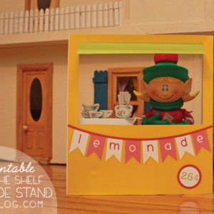 Shelf Elf Lemonade Stand